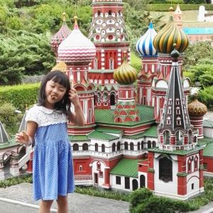 小人国主题乐园旅游景点攻略图