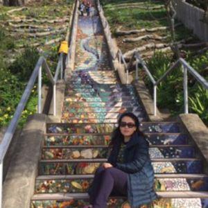 第十六街瓷砖階梯旅游景点攻略图