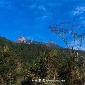 新丰游记图文-云髻山:广东的香格里拉