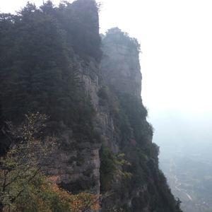 鸡峰山旅游景点攻略图