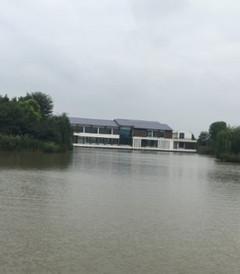[靖江游记图片] 在明湖锁住秋天——游牧城公园
