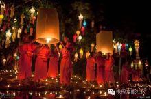 独家!泰国旅游全面恢复!清迈水灯节照常!