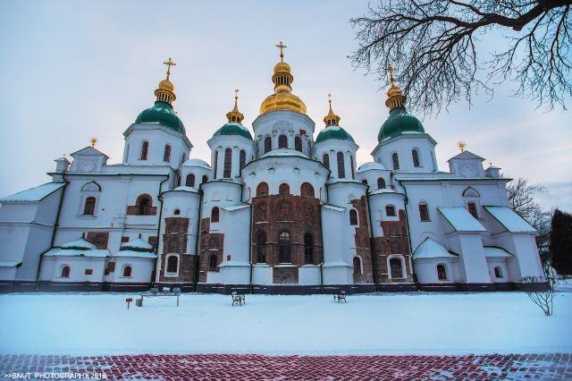 烏克蘭|一不小心,墜入這純白的童話王國