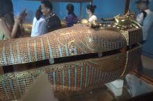 黄金棺 偶然拍得的黄金棺,和黄金面具一样珍贵