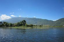 美丽的大理西湖