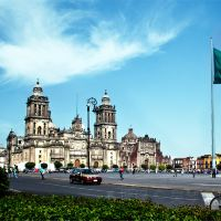 墨西哥城图片