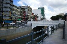马来西亚新山街景