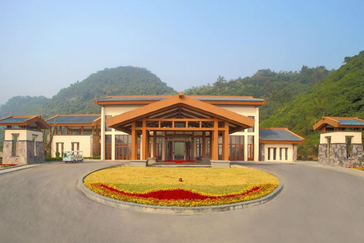 Baojing Palace Swan Lake Hot Spring Hotel1