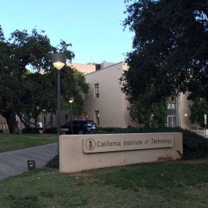 加州理工学院旅游景点攻略图