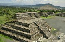 墨西哥纪行(2)--日月金字塔