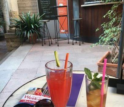 Cafe d'estiu