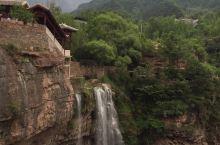 锡崖沟大瀑布