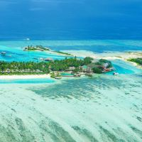 波拉波拉岛图片