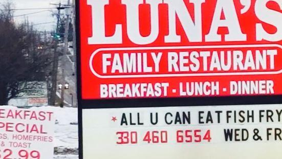 Luna's Family Restaurant