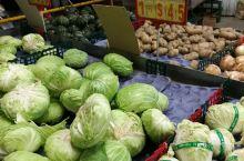 台湾桃园菜市场蔬菜,水果价格