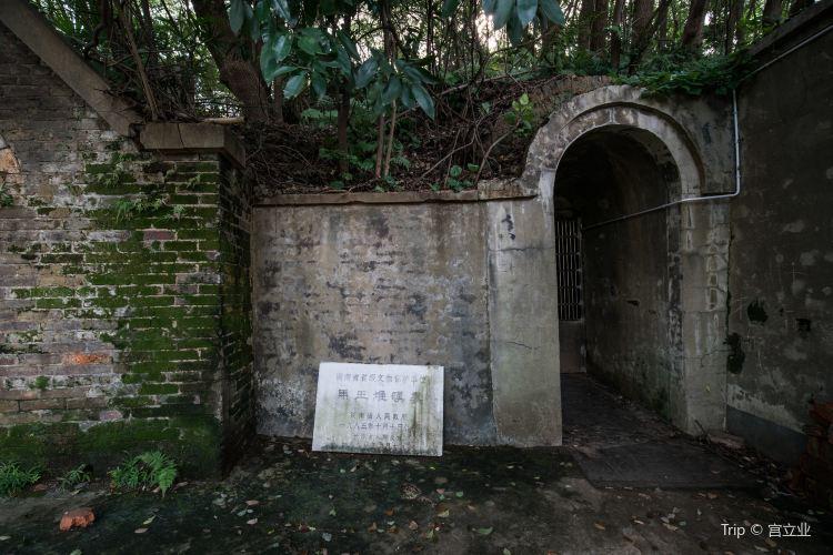 馬王堆漢墓1