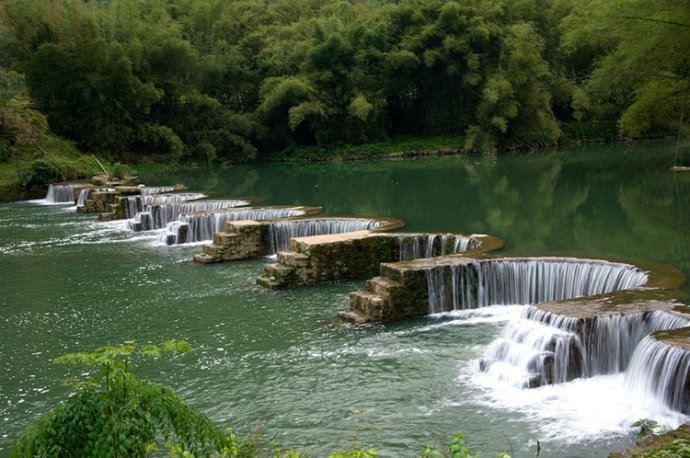 Luocheng Jianjiang Scenic Area1