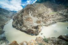 奔腾的怒江大峡谷,胆小误入!