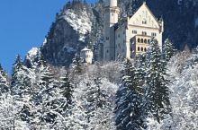 朝拜心中的童话城堡