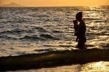 Calis海滩日落