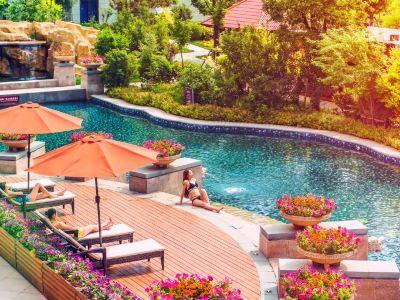 阿爾卡迪亞濱海度假酒店榮和心苑溫泉