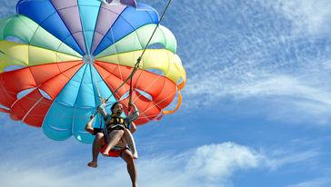鹿岛滑翔伞