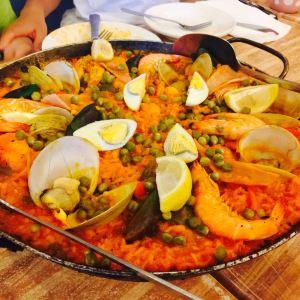 Ole西班牙餐厅旅游景点攻略图