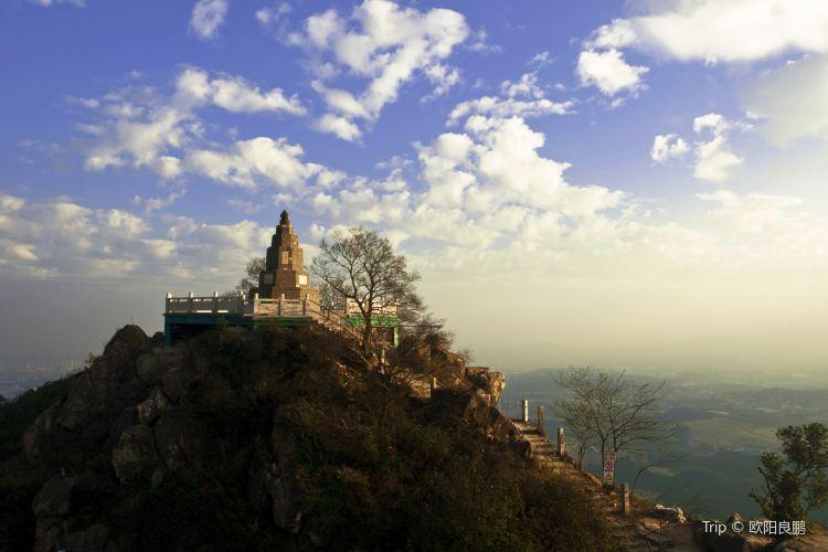 쯔마오산 풍경명승지2