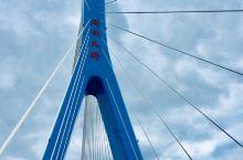 """舟山小干岛:从舟山本岛骑行浦西大桥,到达普陀区的小干岛。该岛有待进一步开发,规划为""""千岛中央商务区"""""""