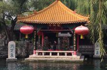 济南趵突泉大明湖