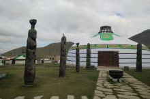 乌兰巴托成吉思汗大营
