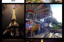 水菱环球之旅の爱在巴黎埃菲尔🗼