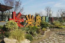 上海长兴岛郊野公园看野眼