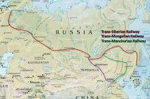 2012穿越西伯利亚之旅计划