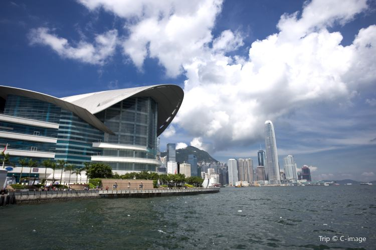 香港會議展覽中心4