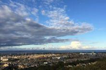 #我的春节#爱丁堡城堡🏯与卡尔顿美景