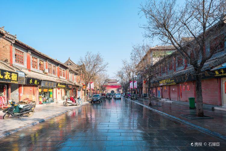 Shangqiu Ancient City Scenic Area4