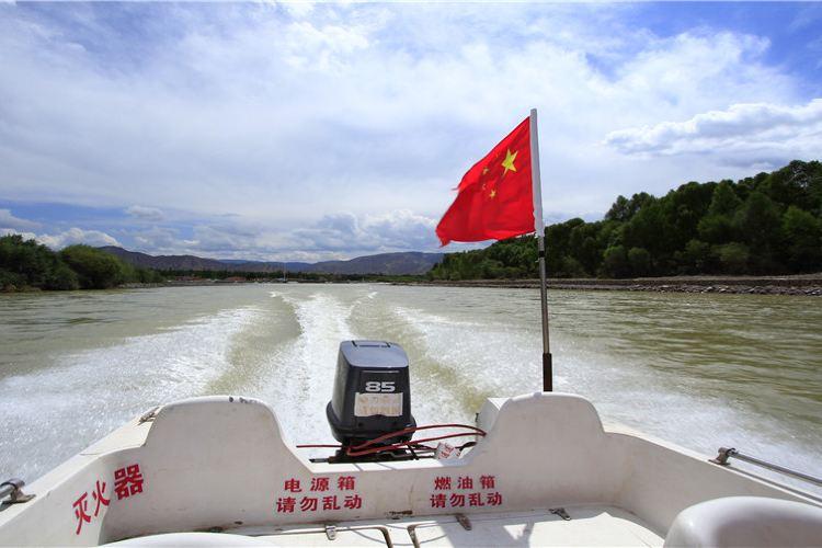 清清黃河水車廣場3