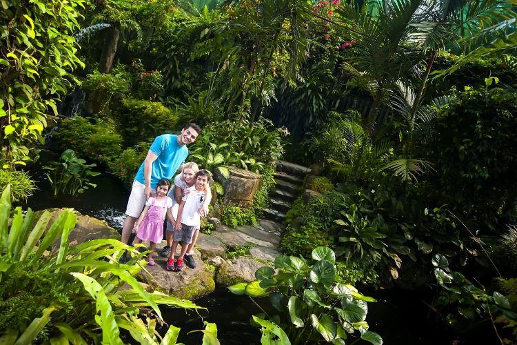 쿠알라룸푸르 나비공원4