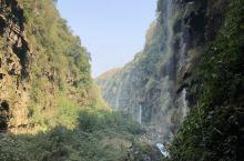 """地球最美丽的伤疤""""马岭河峡谷"""""""