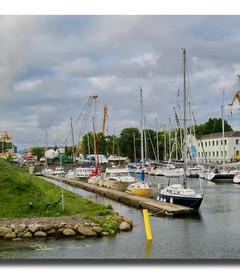 [克莱佩达游记图片] 波罗的海四国游(34):海港码头