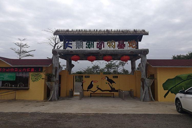 天鵝湖動物基地2