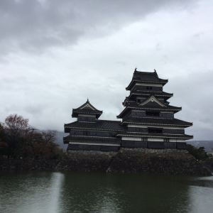 松本城旅游景点攻略图