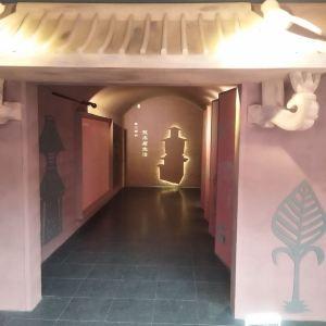 西汉南越王博物馆旅游景点攻略图