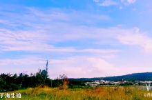 垦丁,天晴满蓝天