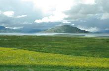 西藏圣湖冰川(二)—-卡若拉冰川