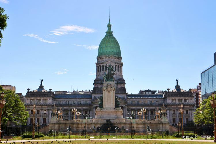 Palacio del Congreso de la Nacion Argentina3