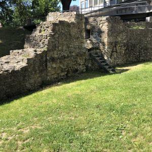罗马城墙旅游景点攻略图