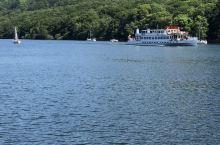 英国温德米尔湖,给心情放个假