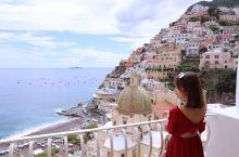意大利Positano🇮🇹悬崖边上的童话小镇